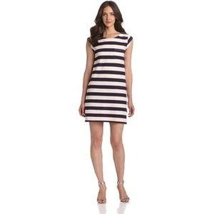 Joie Lancey Stripe Cotton Shirt Dres